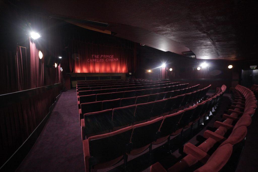 London Private Screening Rooms Cinema