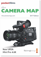 The Camera Map front cover
