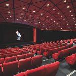 BFI Southbank Screening Room Map