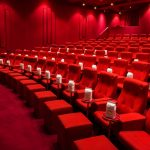 Olympic Studios in Screening Room Map