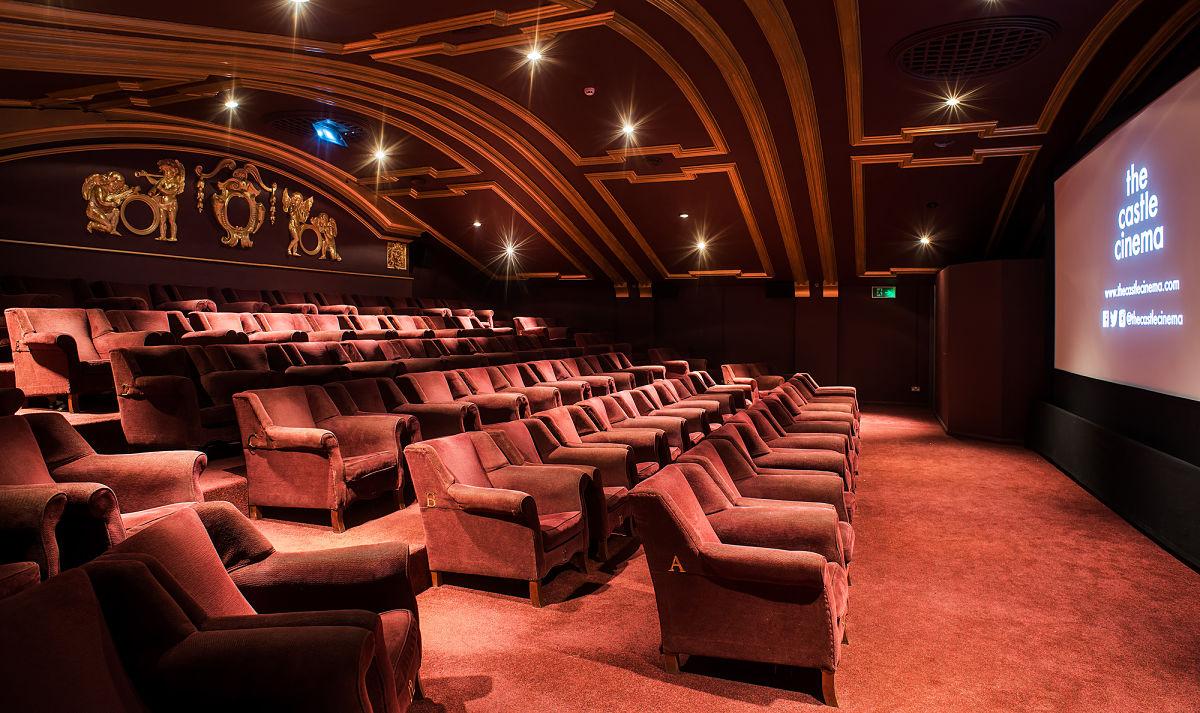Small Screening Rooms London