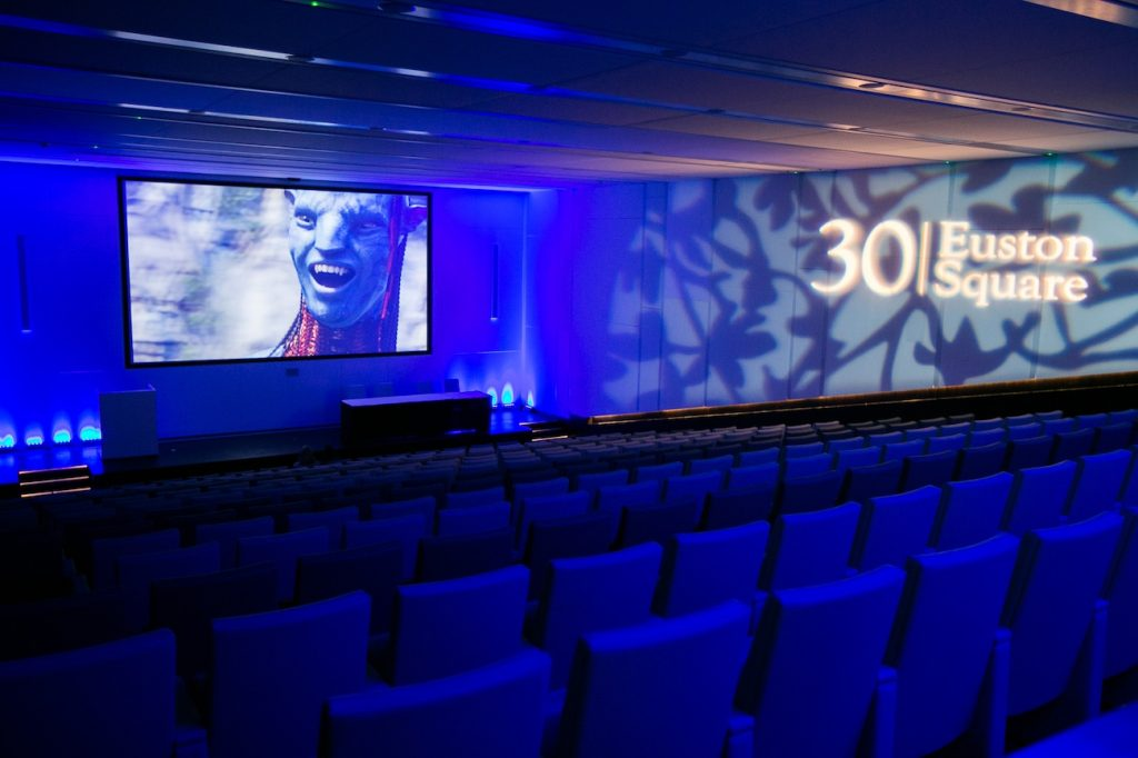 30 Euston Square Auditorium