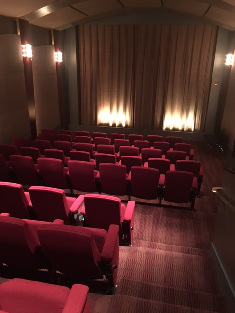 Warner Bros Screening Room