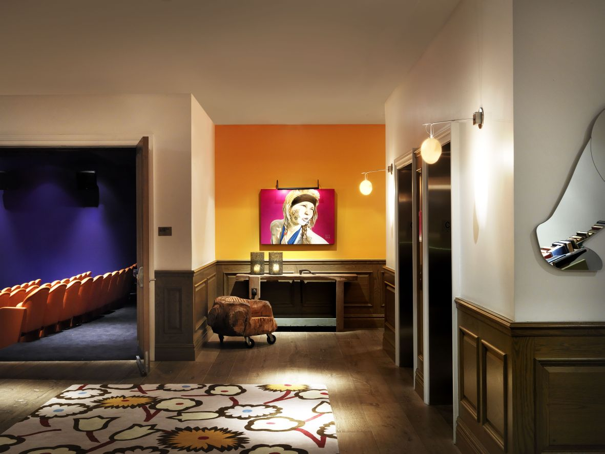 Hotel Screening Rooms Nyc