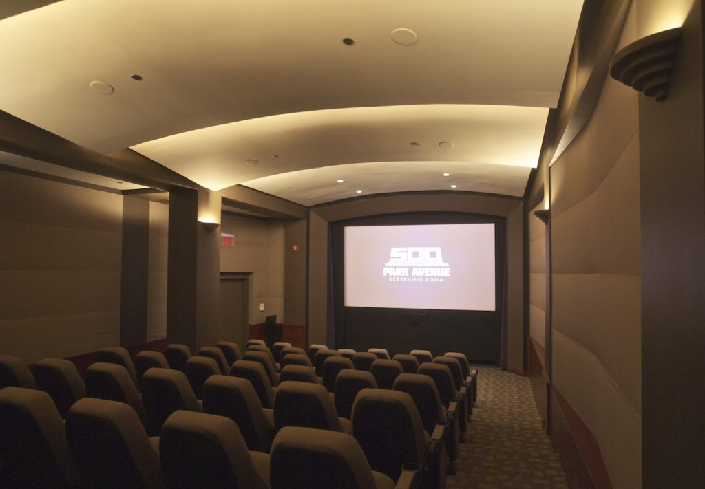 500 Park Ave Screening Room main